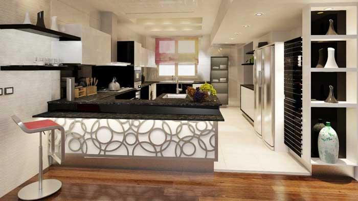 بازسازی منزل مسکونی