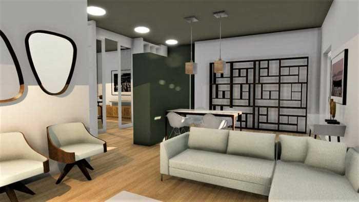 متوسط هزینه بازسازی آپارتمان