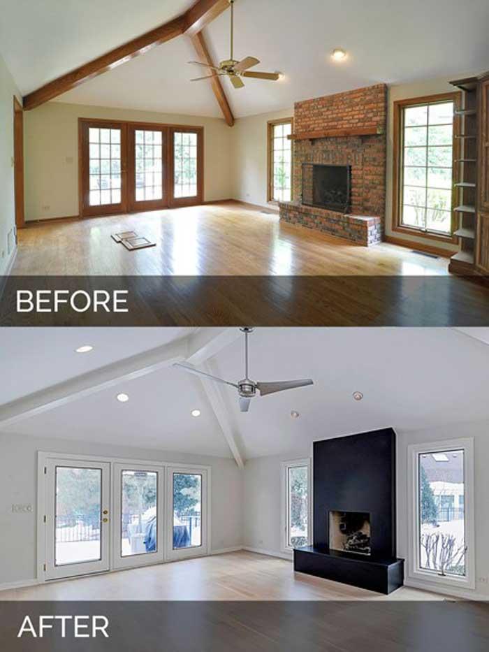 ایده هایی مربوط به بازسازی منزل با کمترین هزینه