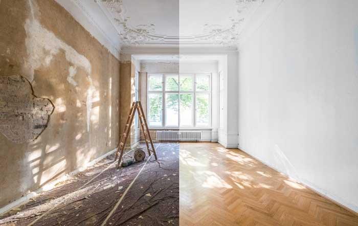 بازسازی خانه های فرسوده