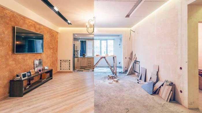 شرایط و هزینه بازسازی کردن خانه های قدیمی