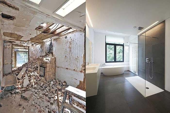 قرارداد بازسازی منازل مسکونی